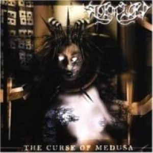 Stormlord - The Curse of Medusa cover art