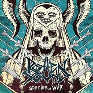 Rotten Sound - Species at War cover art