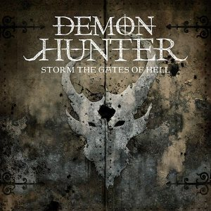 Demon Hunter - Storm the Gates of Hell cover art