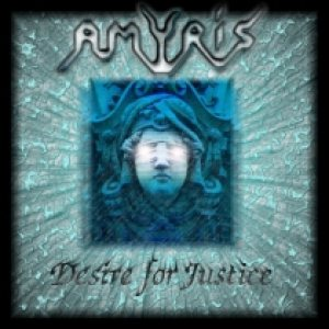 Amyris - Desire for Justice cover art