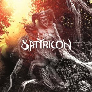 Satyricon - Satyricon cover art