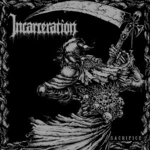 Incarceration - Sacrifice cover art