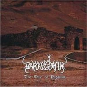 Darkestrah - The Way to Paganism cover art