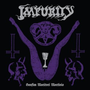 Impurity - Bonfim Moritvri Mortivis cover art