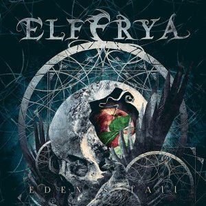Elferya - Eden's Fall cover art