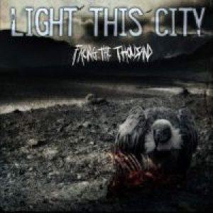 Light This City - Facing the Thousand cover art