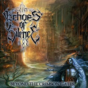 Echoes of Silence - Beyond the Crimson Gates cover art