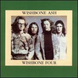 Wishbone Ash - Wishbone Four cover art