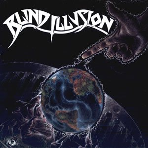 Blind Illusion - The Sane Asylum cover art