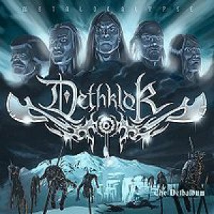 Dethklok - The Dethalbum cover art