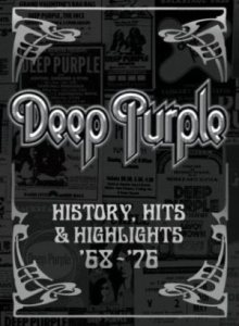 Deep Purple - History, Hits, & Highlights cover art
