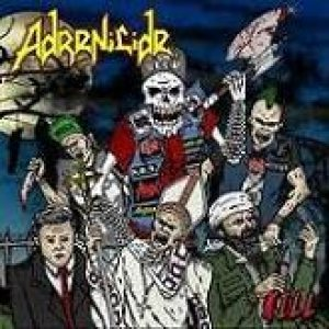 Adrenicide - Kill cover art