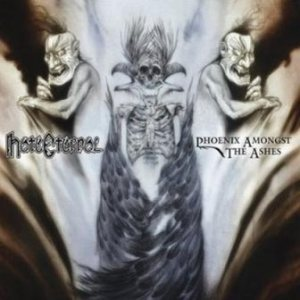 Hate Eternal - Phoenix Amongst the Ashes cover art