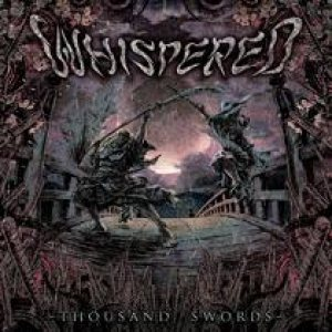 Whispered - Thousand Swords cover art