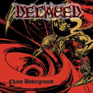 Decayed - Chaos Underground cover art