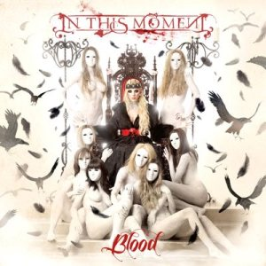 In This Moment - Blood cover art
