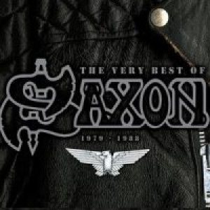 Saxon - The Very Best of Saxon: 1979-1988 cover art