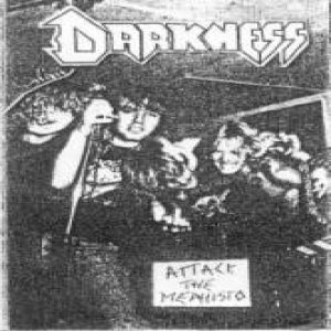 Darkness - Attack the Mephisto cover art