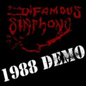 Infamous Sinphony - 1988 Demo cover art