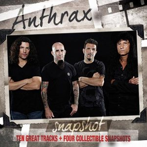 Anthrax - Snapshot cover art