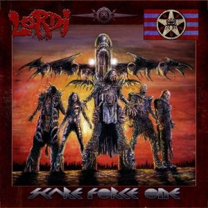 Lordi - Scare Force One cover art