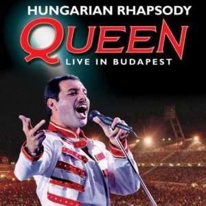 Queen - Hungarian Rhapsody: Queen Live in Budapest '86