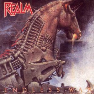 Realm - Endless War cover art