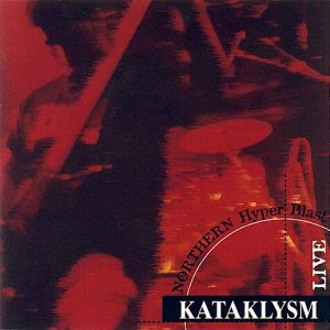 Kataklysm - Northern Hyperblast Live cover art