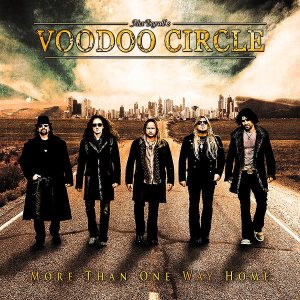 Voodoo Circle - More Than One Way Home cover art