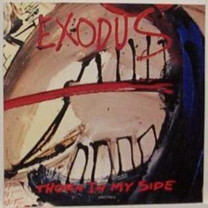 Exodus - Thron in my Side cover art