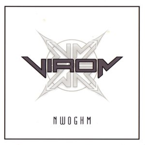 Viron - NWOGHM cover art