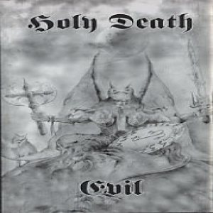 Holy Death - Evil cover art
