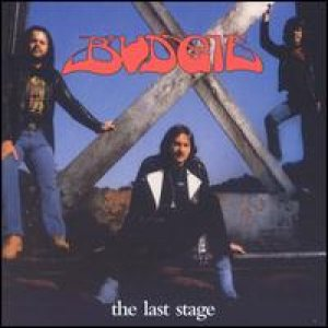 Budgie - Last Stage cover art