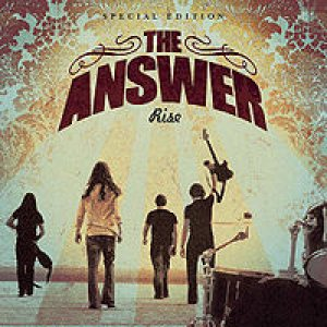 The Answer - Rise special edition cover art