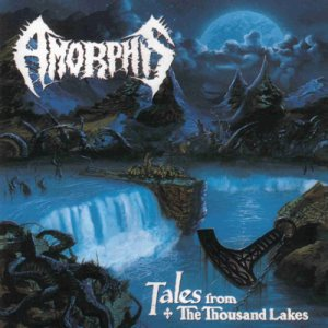 Amorphis - Tales From the Thousand Lakes cover art