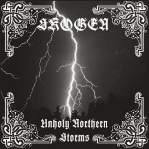 Skogen - Unholy Northern Storms cover art