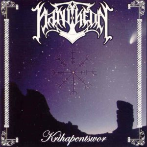 Pantheon - Krihapentswor cover art