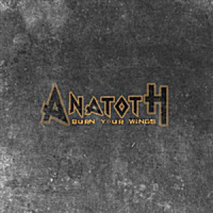 Anatoth - Burn Your Wings cover art