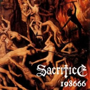 Sacrifice - 198666 cover art