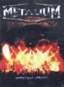Metalium - Metalian Attack Live Pt. 1 cover art