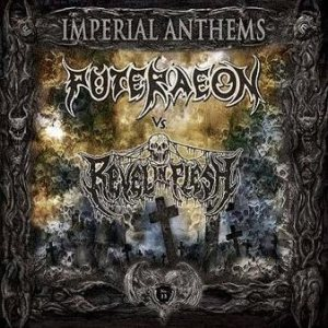 Puteraeon / Revel in Flesh - Imperial Anthems No. 13 cover art