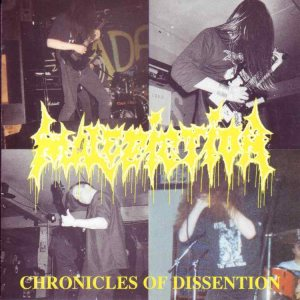 Malediction - Chronicles of Dissention cover art