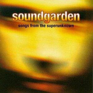 Soundgarden - Songs From the Superunknown cover art