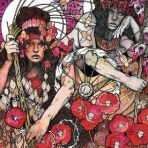Baroness - The Red Album cover art