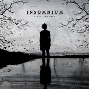 Insomnium - Across the Dark cover art