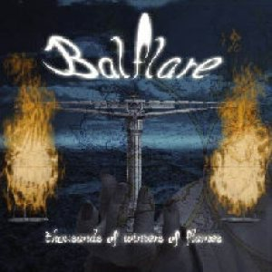 Balflare - Thousands of winters of flames cover art