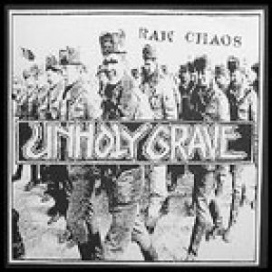 Unholy Grave - Raw Chaos cover art
