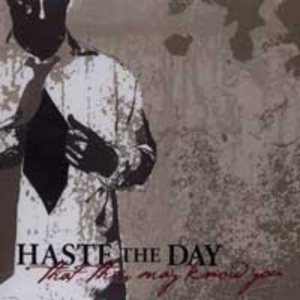 Haste The Day - That They May Know You cover art