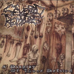 Severed Remains - A Display of Those Defiled cover art