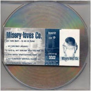 Misery Loves Co. - Kiss Your Boots cover art